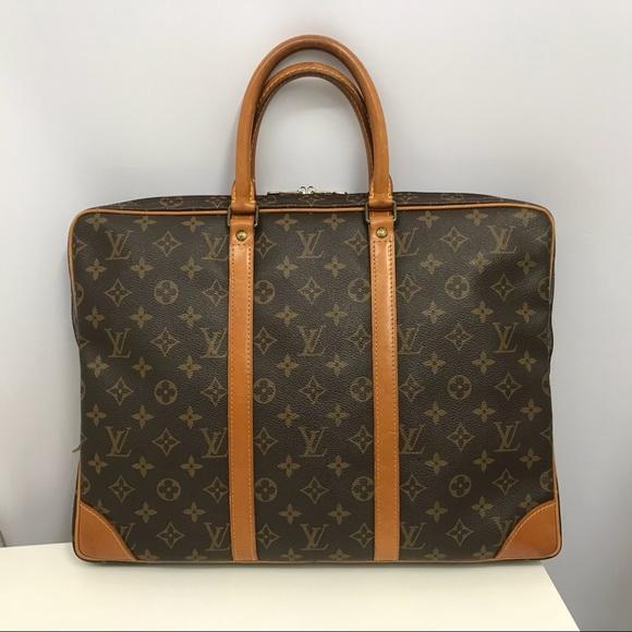08116d3d7c Louis Vuitton Handbags - Louis Vuitton Porte Documents Voyage Briefcase